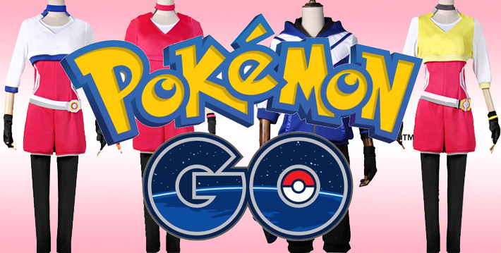 Pokemon Go Costumes